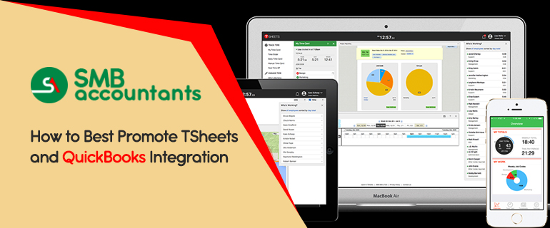 Quickbooks Timesheet Employee Time Clock Software By Tsheets