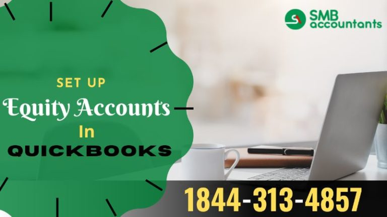 How to Set up Equity Accounts in QuickBooks